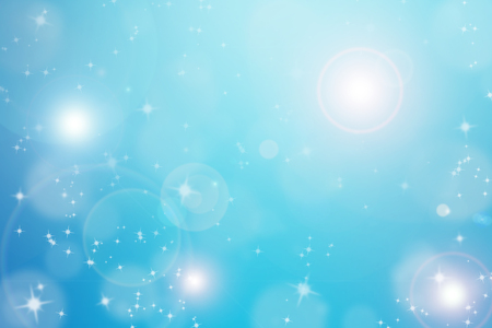 abstract backgroud with magic flare and glittering star photo