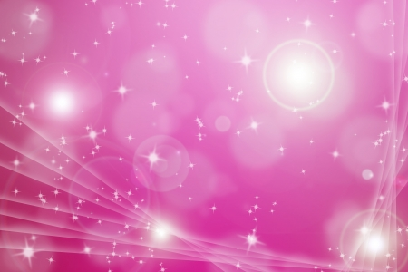 abstract backgroud with magic flare and glittering star with light Imagens