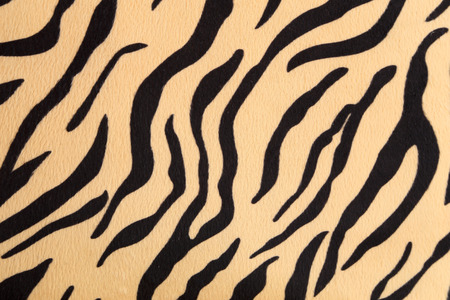 abstract background with Bengal tiger texture photo