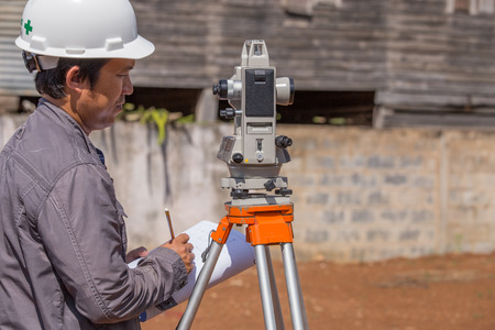 tacheometer: Engineers use tacheometer or theodolite for survey line columns for the construction of buildings