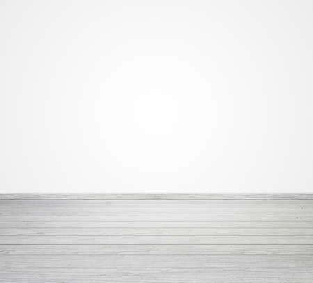 white wood floor: white wood floor isolated on a white background