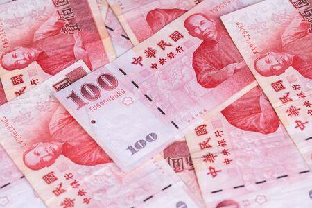 100 New Taiwan Dollar banknote, Cash