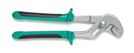 fastener: Cut-out tongue-and-groove pliers. Turning and holding nuts and bolts. Gripping irregularly shaped objects. Hand tool. Mend and repair. Parts for repair. Tools for carpentry work. Type of fastener.