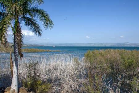 galilee: Sea of ??Galilee Israel