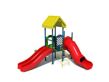 Playground Stock Photo