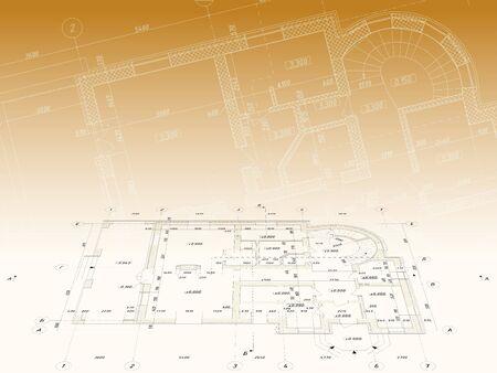 Conceptual house project
