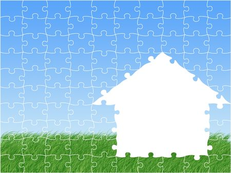Dream about an individual house