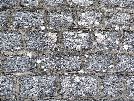 Wall, old bricks background texture