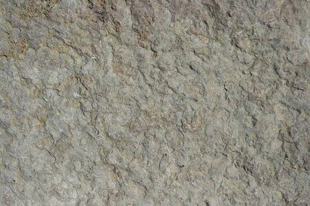 Gray rock stone texture close-up