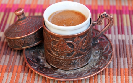 Turkish Coffe photo
