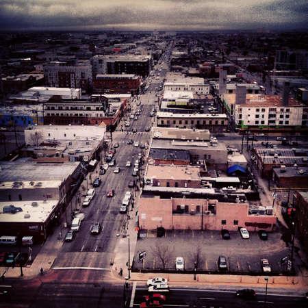 Lodo Denver, CO.  Фото со стока