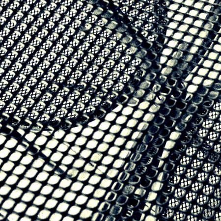Textura de malla de metal Foto de archivo - 27595224