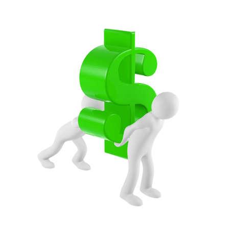 Money transferring photo