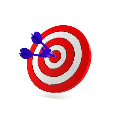 Success darts photo
