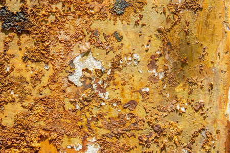 unevenness: Rusty cement wall texture background