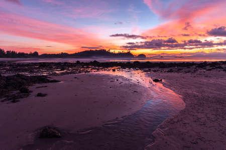 la digue: Koh Phayam island, Ranong, Thailand.