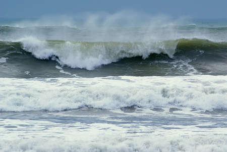 Ocean waves 5 Stock Photo