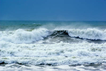 vendee: Ocean waves