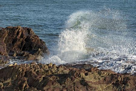 Wave breaking 3