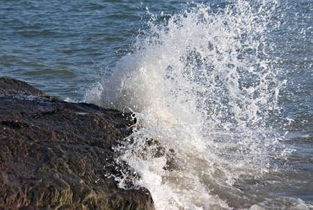 Wave breaking 5 Stock Photo