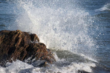Wave breaking 7