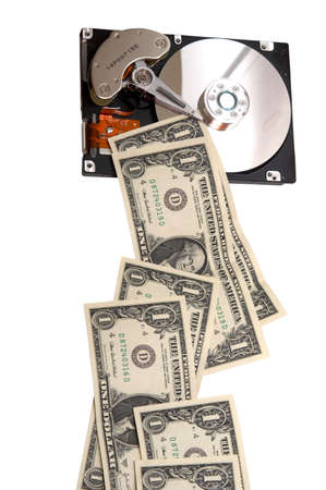 information and money photo