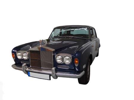 roll up: Rolls Royce silver shadow