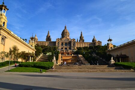 palau: Barcelona Palau Nacional
