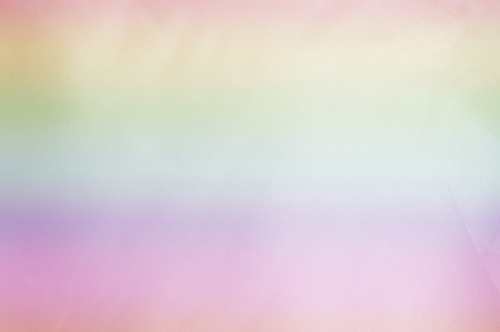 the background of rainbow satin