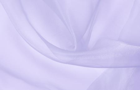 the background of light transparent fabric Фото со стока