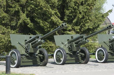 artillery: two artillery