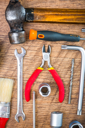 nippers and other tool and instruments Stock Photo - 24945925