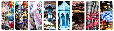 abatjour: foto collage di belle bazaar merci