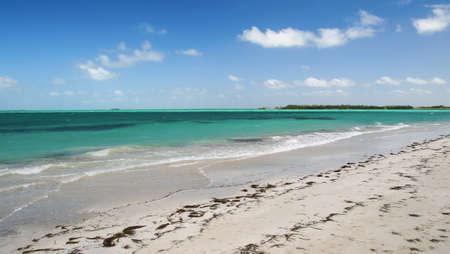 varadero: Caribbean tropical  turquoise sand beach in Varadero