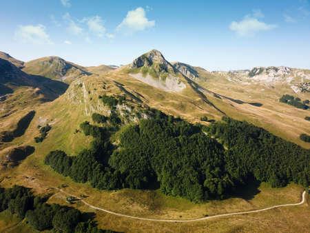 Stog mountain in Bosnia and Herzegovina