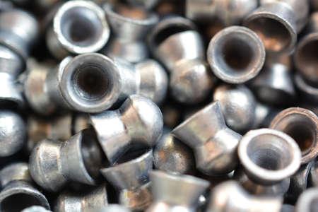 airgun: Airgun pellets macro