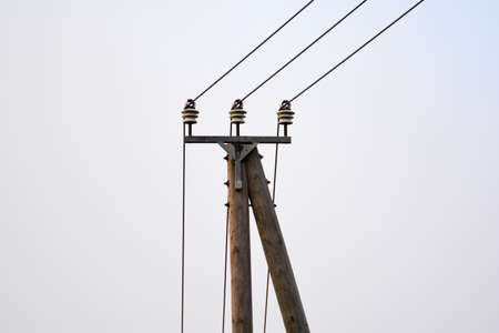 eletrical: Electrical wiring stanchion
