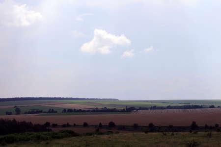Fields in Ukraine Stock Photo - 7491603