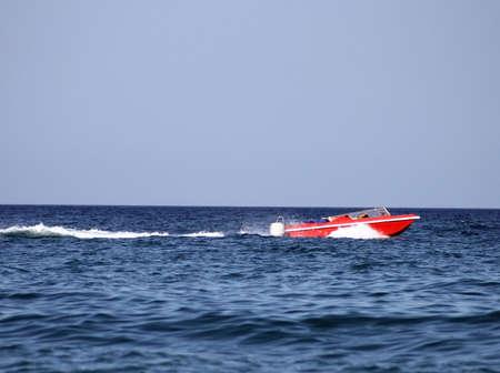 Speed boat Stock Photo - 7543728