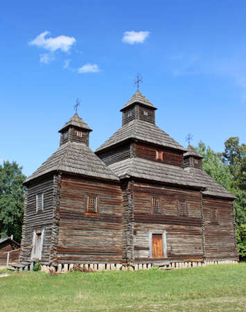 Old Ukrainian church Stock Photo - 7772999