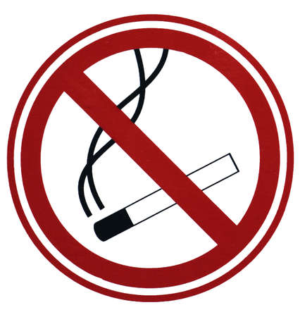 No smoking Stock Photo - 7981359
