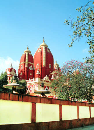 The Laxminarayan Temple is a temple in Delhi, India photo