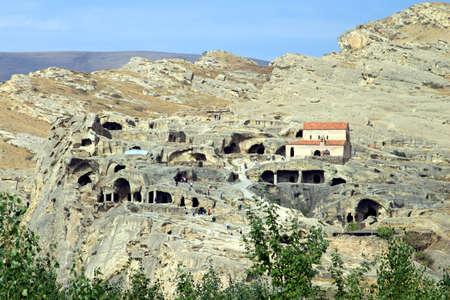 Stone city - Upliscikhe Imagens