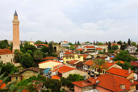 Old Antalya. Turkey Stock Photo