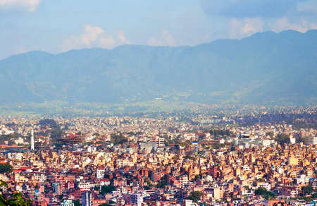 capital city of Nepa, Kathmandu