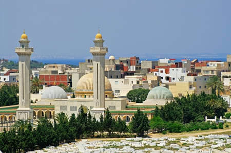 Mausoleum of Habib Bourgiba, Monastir