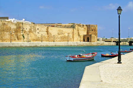 Fort of Bizerte, Tunisia