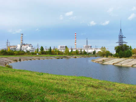 Chernobyl Nuclear Power Plant, Ukraine Stock Photo - 16643828