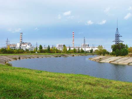 Chernobyl Nuclear Power Plant, Ukraine Stock Photo - 16643828