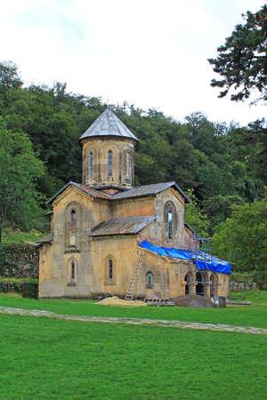 kutaisi: Una piccola chiesa del monastero di Gelati ortodosso vicino a Kutaisi - Georgia